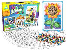 amazon com orb factory magnetic mosaics kids toys u0026 games