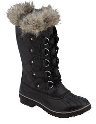 sorel womens boots uk sorel tofino black quilted waxed canvas and leather winter