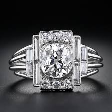 a dazzling 1 60 carat antique cushion cut diamond ring u2013 bumping