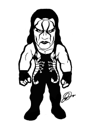 7 images of sting wrestling coloring pages sting wwe wrestling