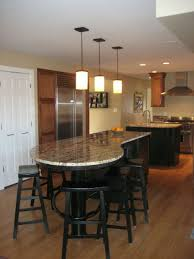 Large Kitchens With Islands Kitchen Room Round And Square Shape Kitchen Table With Marbles