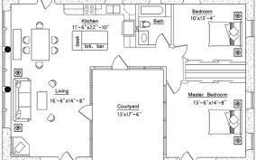 Courtyard Plans by U Shaped House Plans With Courtyard In Middle Escortsea