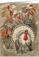 vintage thanksgiving cards from greeting card universe
