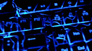 light up wireless keyboard bluefinger light up keyboard youtube