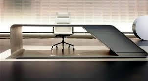 designer office desk delight customers with stylish furniture 17 office desk designs