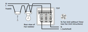wiring diagram for extractor fan wiring wiring diagrams