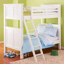 Best Girls Rooms Images On Pinterest  Beds Bedrooms And - Land of nod bunk beds