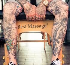 leg tattoos insider