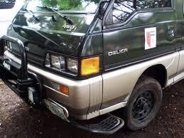 1991 mitsubishi delica used car mitsubishi vanwagon nicaragua 1991 5000 microbus 4 4