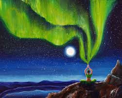 how to paint northern lights northern lights paintings fine art america
