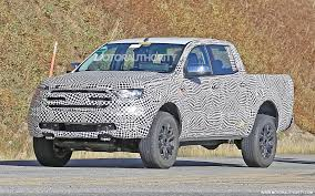Ford Ranger Truck Names - 2019 ford ranger spy shots and video