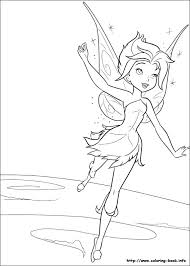 pirate fairy coloring picture coloring kid