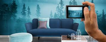 custom wallpaper mural using your own image photowall com