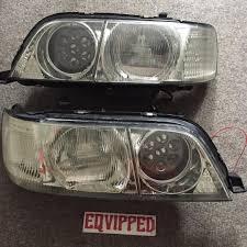 lexus is300 dual retrofit q45 xenon hid headlights jdm on instagram