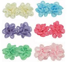 hair accessories nz colourful large flower anti slip hair kids hair