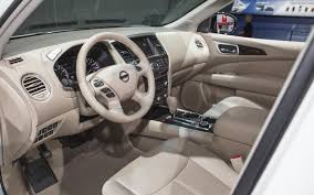 nissan pathfinder 2016 interior new york 2013 2014 nissan pathfinder hybrid is more efficient