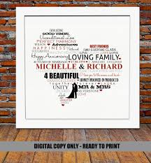 40th wedding anniversary gift 40th wedding anniversary gift