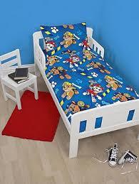 rescue bots bedding paw patrol rescue toddler duvet and bedding bundle set