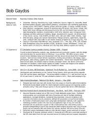 prepossessing healthcare analyst resume for your junior financial