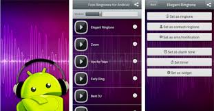 ringtones for android 10 best ringtone apps for android protractor