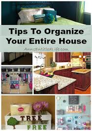 organize home tips to organize your entire house jpg