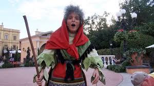 epcot italy u0027s christmas witch la befana holidays around the