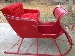santa sleigh for sale 10 best sleighs for santa images on sled christmas