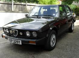 alfa romeo classic for sale alfa romeo alfetta saloon for sale