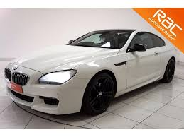 bmw m sport coupe used bmw 6 series coupe 3 0 640d m sport coupe auto 2dr in sutton