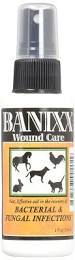 banixx pet wound care for bacterial u0026 fungal infections 2 oz