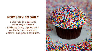 sprinkles cupcakes ice cream and cookies sprinkle cupcake now serving daily