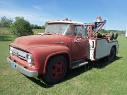 custom kenworth for sale 1956 mercury m 500 truck wrecker for sale