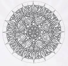 fancy mandala coloring pages printable 20 download