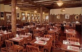 Dining Room Bright Angel Lodge Grand Canyon National Park AZ - Grand canyon lodge dining room