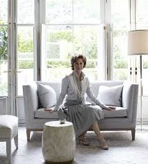 barbara barry exclusive style icon barbara barry shares views on home design