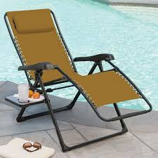Zero Gravity Chair With Side Table Buy Mac Sports Anti Gravity Chair With Side Table In Cheap Price