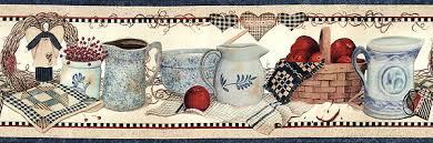 wallpaper borders coffee cups wallpaper border for kitchen google zoeken borders pinterest