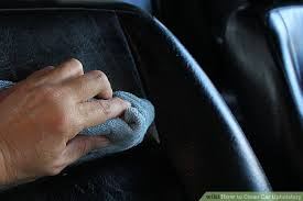 home products to clean car interior 7 ways to clean car upholstery wikihow