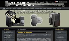 Dedicated Hosting Us Title The Hive Network U2013 Website Design U0026 Updates Software Development