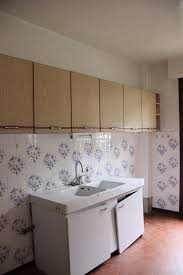 Opening Up A Galley Kitchen Before And After A Designer U0027s Own Scandi Style Ikea Hack Galley Kitchen In The