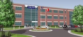 volvo group landmark builders landmark breaks ground for volvo group north