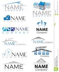 house construction company house construction logo stock illustration image of block 30439336