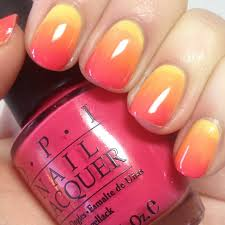 the other pic i have of ombre sunset nails is in chinese here u0027s a