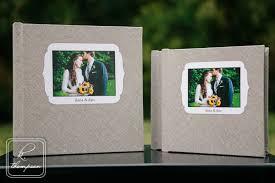 burlap photo album album spotlight brookside gardens md wedding photography k