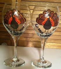 46 best painted glass glassware images on