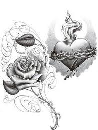 the 25 best sacred heart tattoos ideas on pinterest sacred