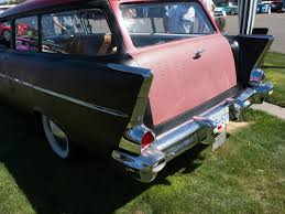 nomad drag car street feature joe ball u0027s unusual 1957 chevy delivery sedan