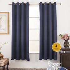 Light Block Curtains Top Blackout Curtains 2018 Room Darkening Insulated Curtains More