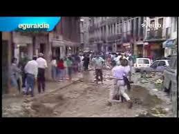 fotos antiguas eibar inundaciones 1983 bilbao llodio eibar bermeo y getxo youtube