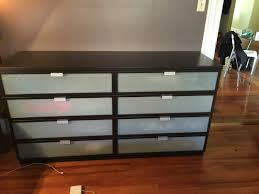 Ikea Hopen 6 Drawer Dresser by Ikea Glass Dresser Bestdressers 2017